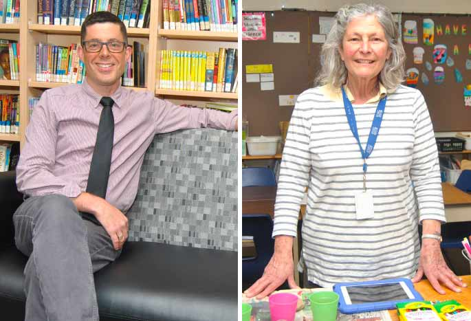 Two Teachers Receive Prestigious Prime Minister's Awards for Teaching Excellence and Teaching Excellence in STEM